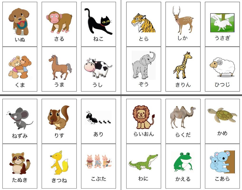 photograph relating to Zoo Animal Flash Cards Free Printable referred to as Pets - Eastern Schooling Suggestions