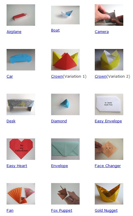 Origami Japanese Teaching Ideas